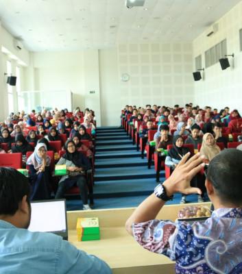 Talkshow Dunia Kerja dan Beasiswa