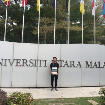 Pertukaran Pelajar di Universiti Utara Malaysia