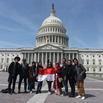 Pertukaran Pelajar ke Arizona State University, Amerika